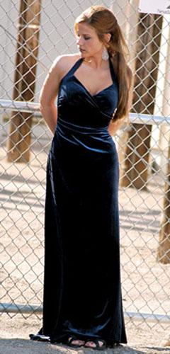 Angela Wyman Model Singer Actress